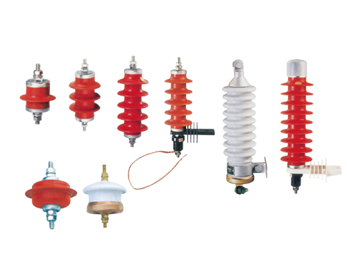 Lightning arrester series